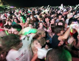 Schoolies teen king hit, punched on ground, spat on